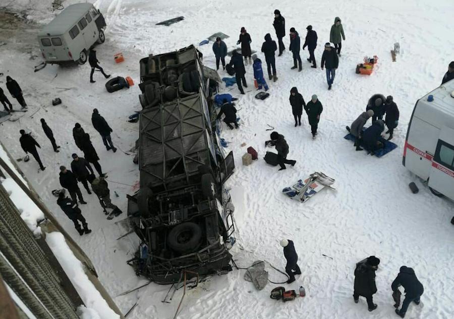 ДТП в Забайкалье: Церковь оказывает помощь пострадавшим