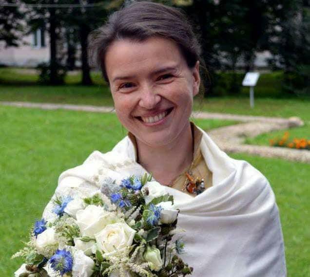 Руководитель направления по помощи людям с инвалидностью Синодального отдела по благотворительности Вероника Леонтьева