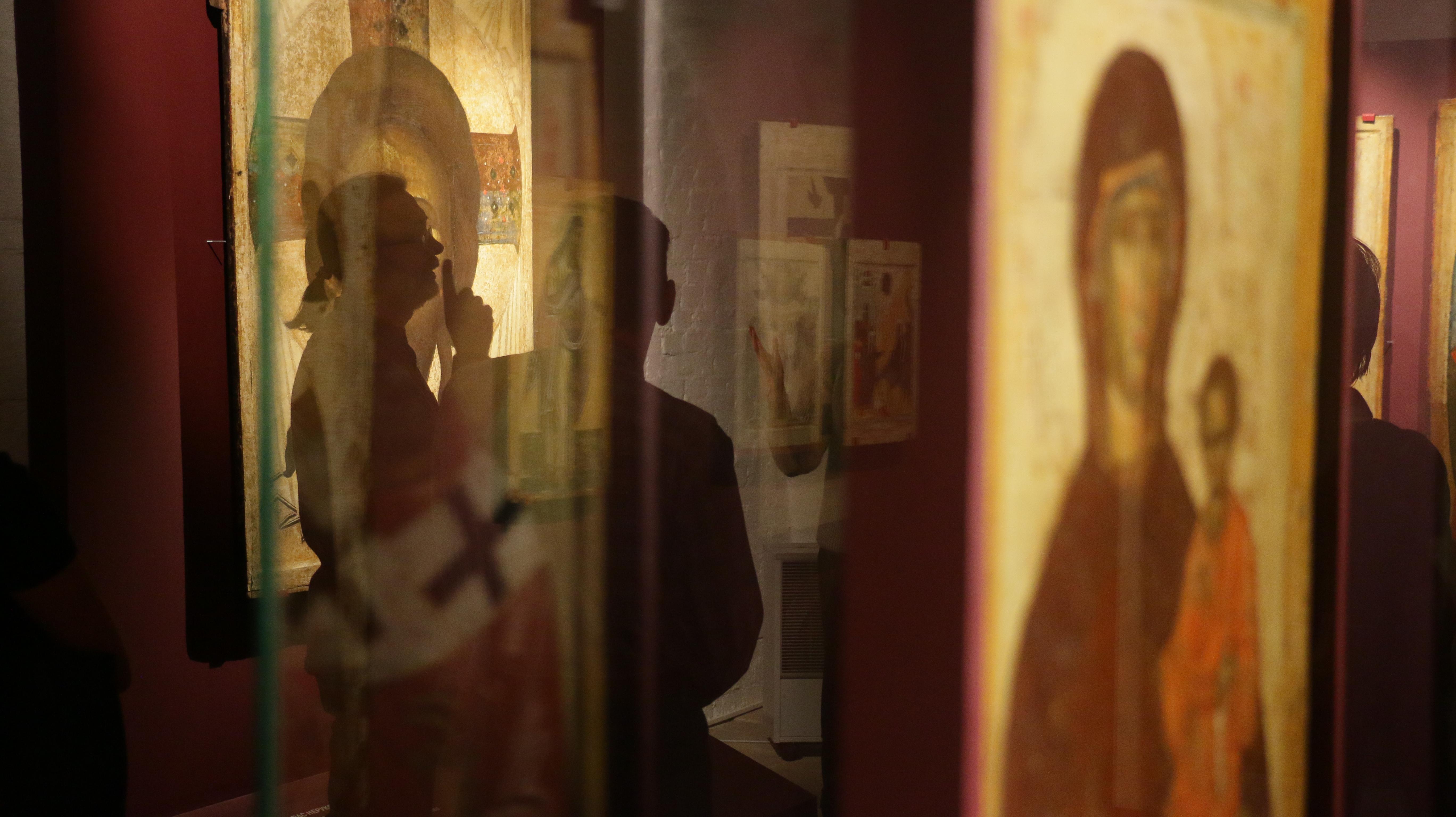 В Церкви выпустили мобильный видеогид на жестовом языке по музею имени Андрея Рублева