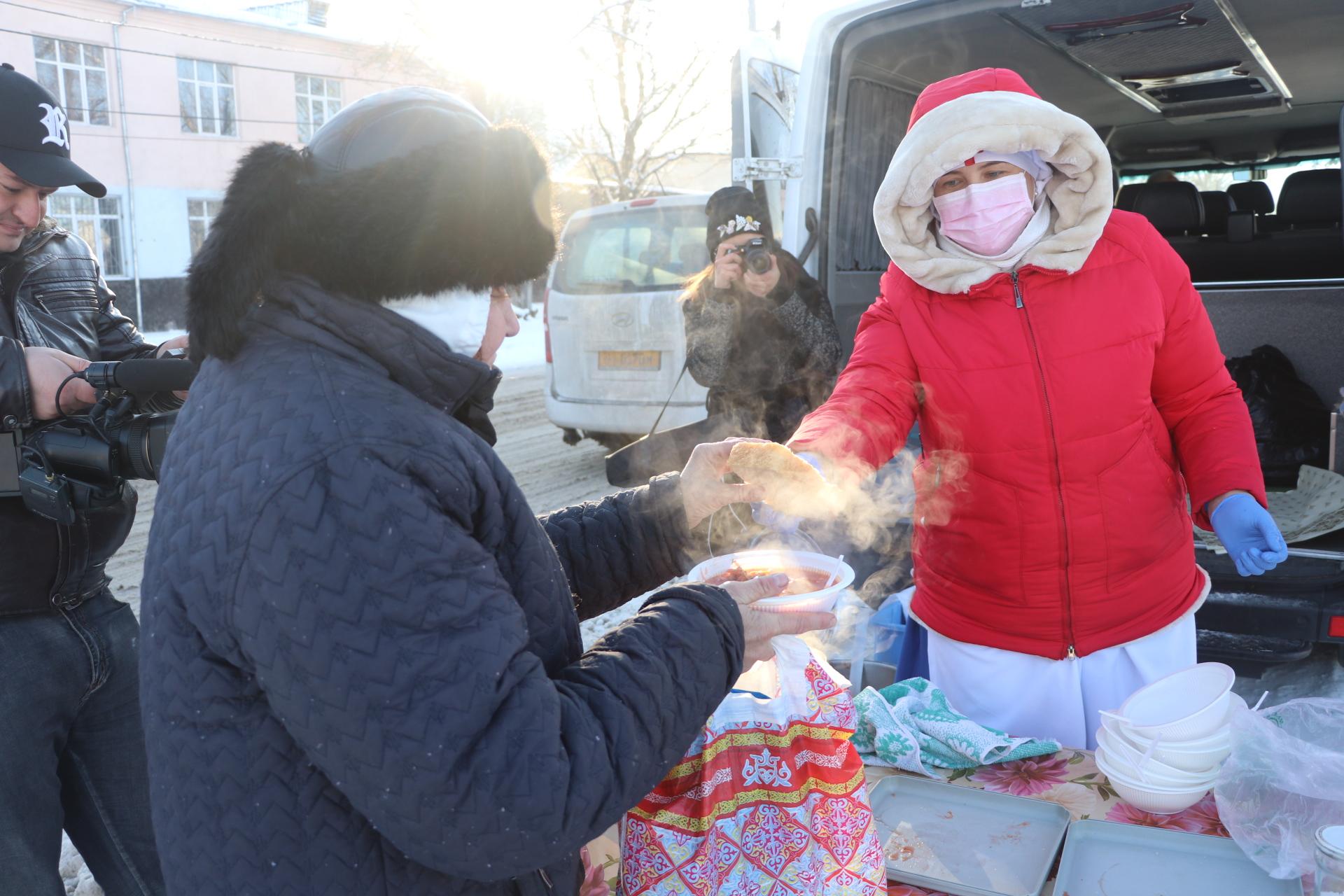 В Киргизии в первый рейс вышел православный «Автобус Милосердия»
