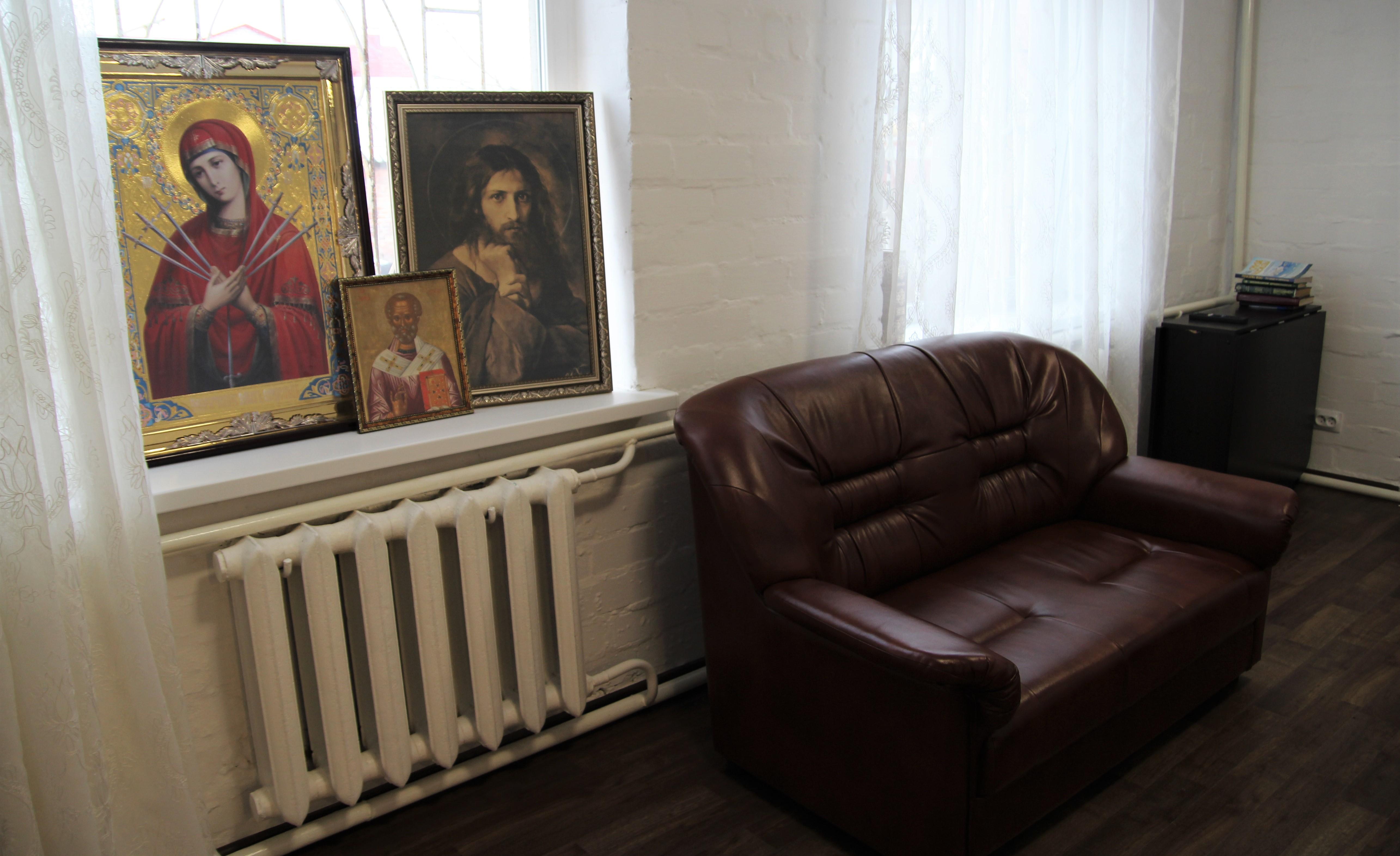 В России открылся уникальный церковный центр реабилитации зависимых женщин с детьми
