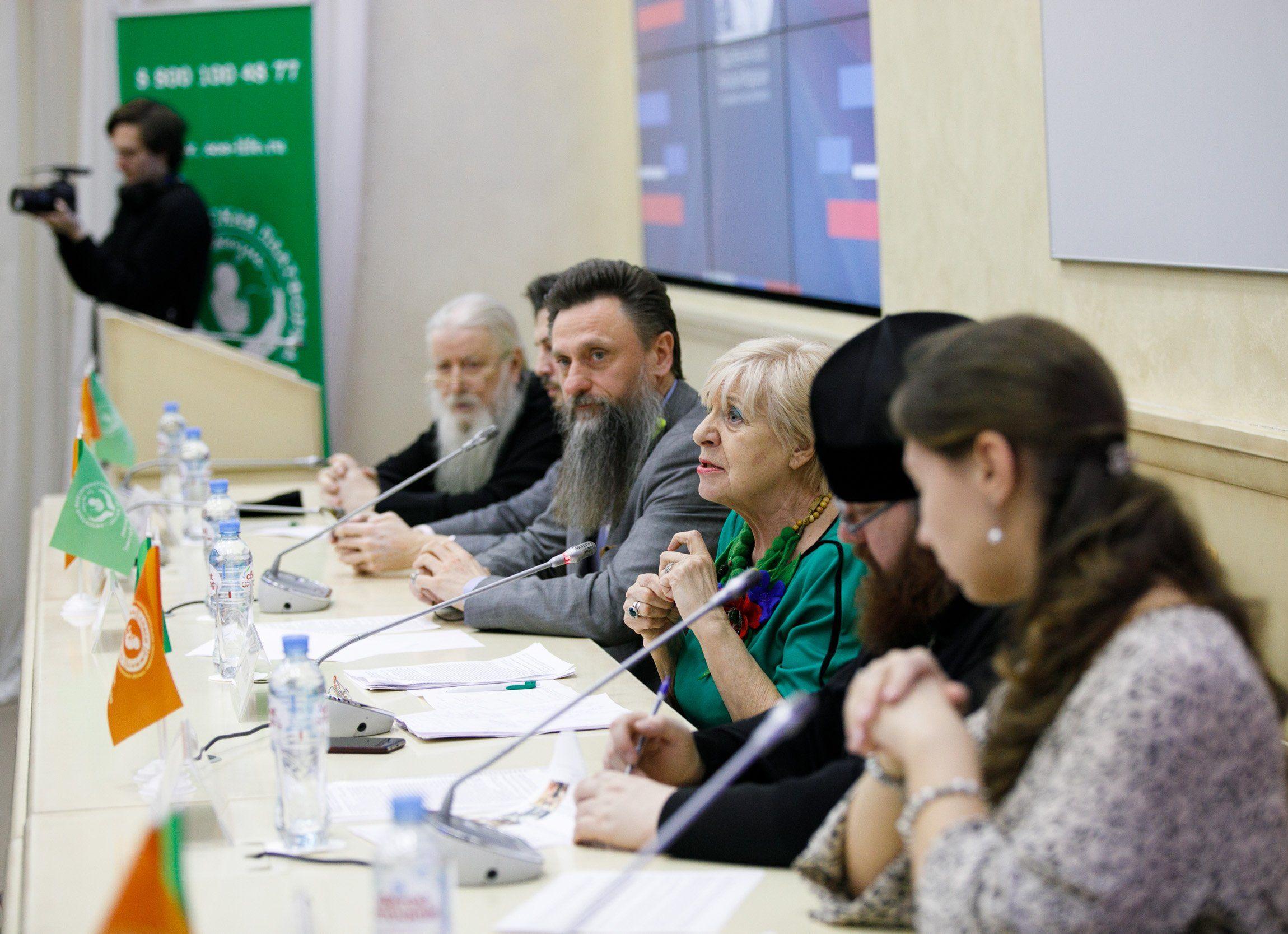 Фото: пресс-центр Общественной палаты РФ