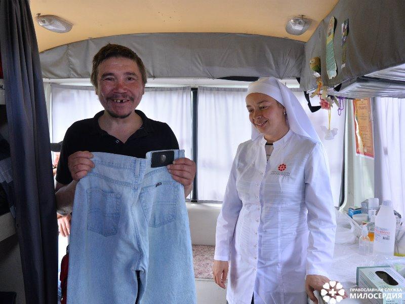 Русская Православная Церковь открыла в Екатеринбурге адаптационную квартиру для бездомных