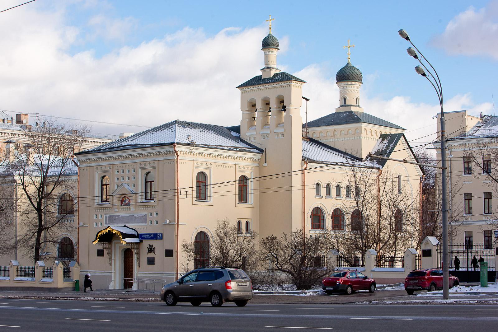 Мероприятие состоится в Центральной клинической больнице Святителя Алексия. Фото: Елена Добрякова