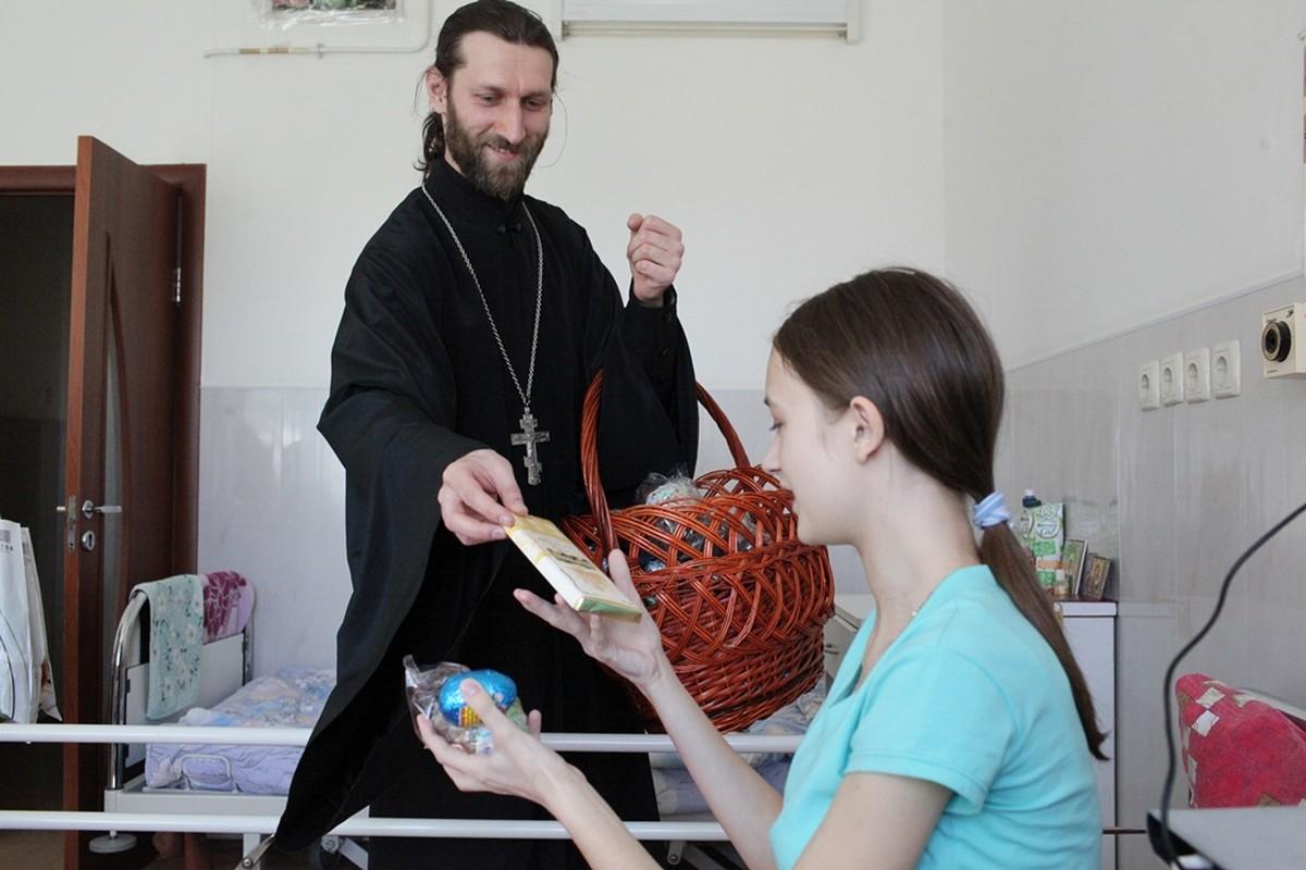 Стартовала ежегодная акция «Дари радость на Пасху»