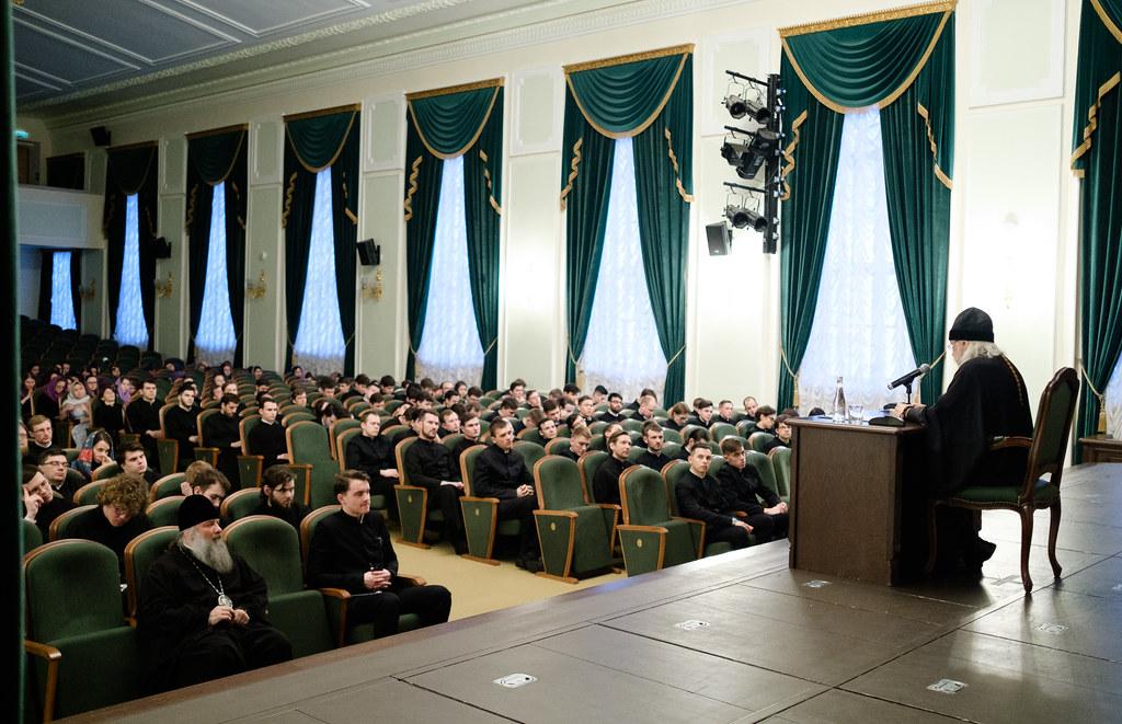Фото: пресс-служба Московской духовной академии