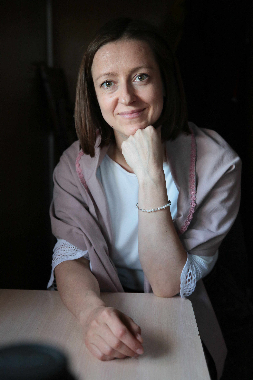 Руководитель направления помощи бездомным Синодального отдела по благотворительности Ирина Мешкова