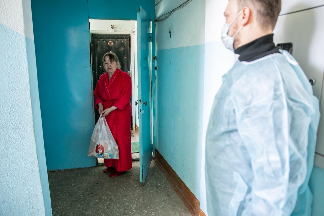 В Ижевской епархии запустили проект адресной помощи людям на изоляции