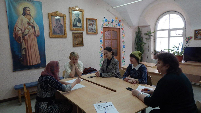 Православная служба добровольцев заработала в Уржуме