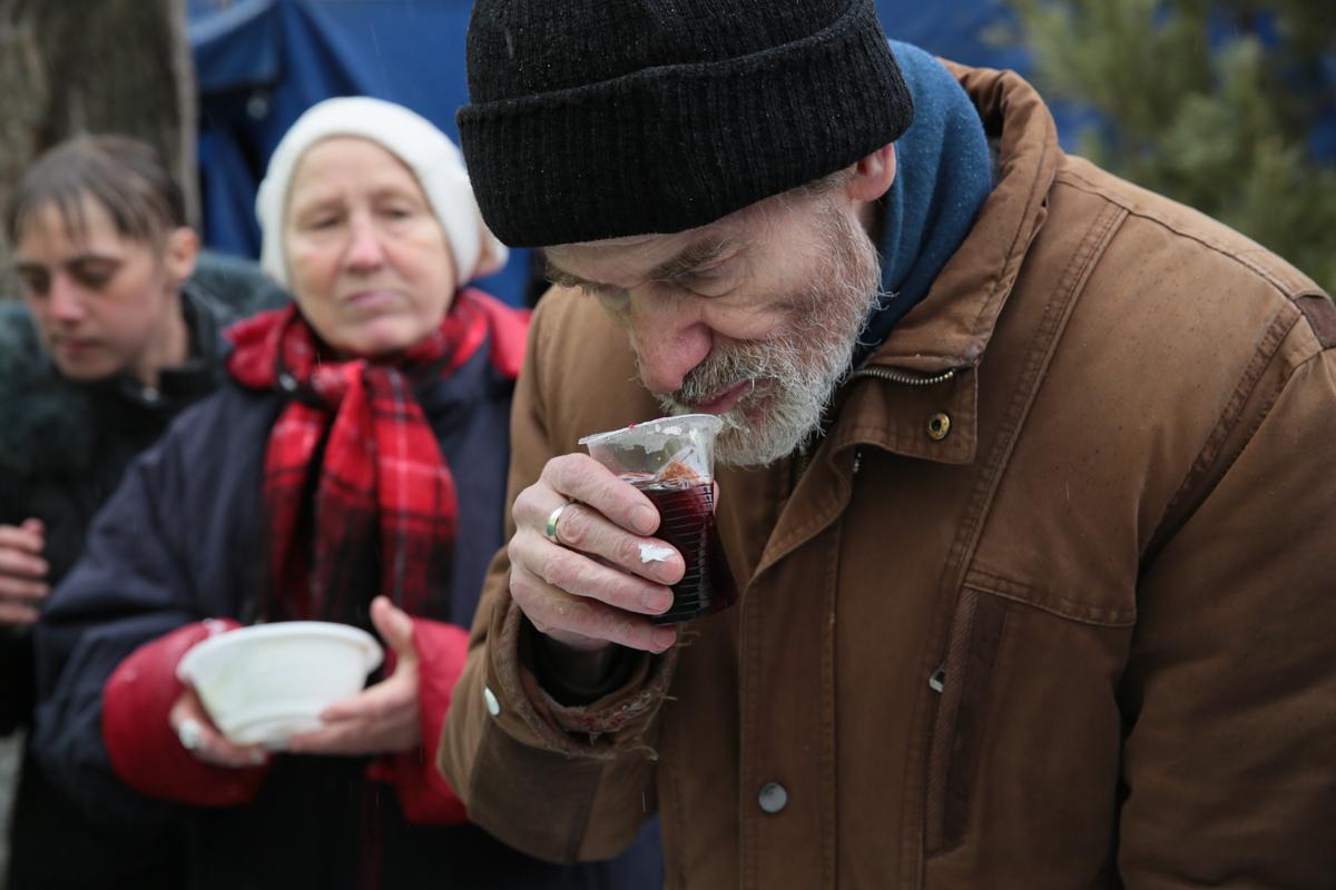 В Церкви призывают провести проверку правомерности действий сотрудников полиции при задержании православных волонтеров