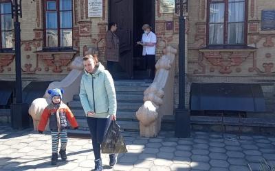 Нуждающимся семьям Пятигорска помогает епархиальный «Дом для мамы»