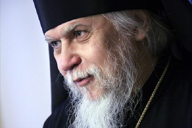 Председатель Синодального отдела по благотворительности епископ Пантелеимон
