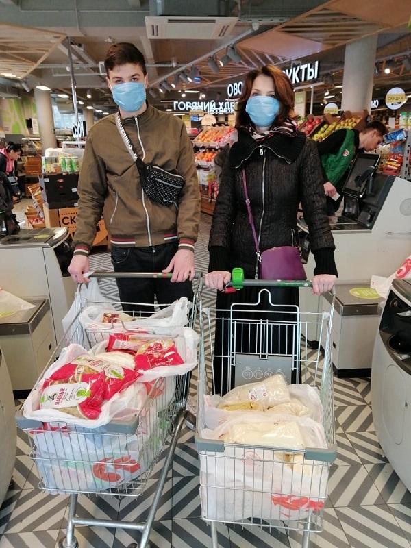 Более тысячи волонтеров московских приходов помогают нуждающимся в условиях распространения COVID-19