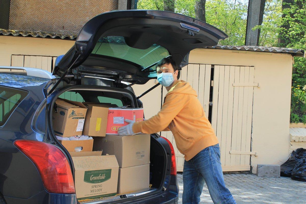 В Калининградской епархии передали нуждающимся более 5 тонн продуктов