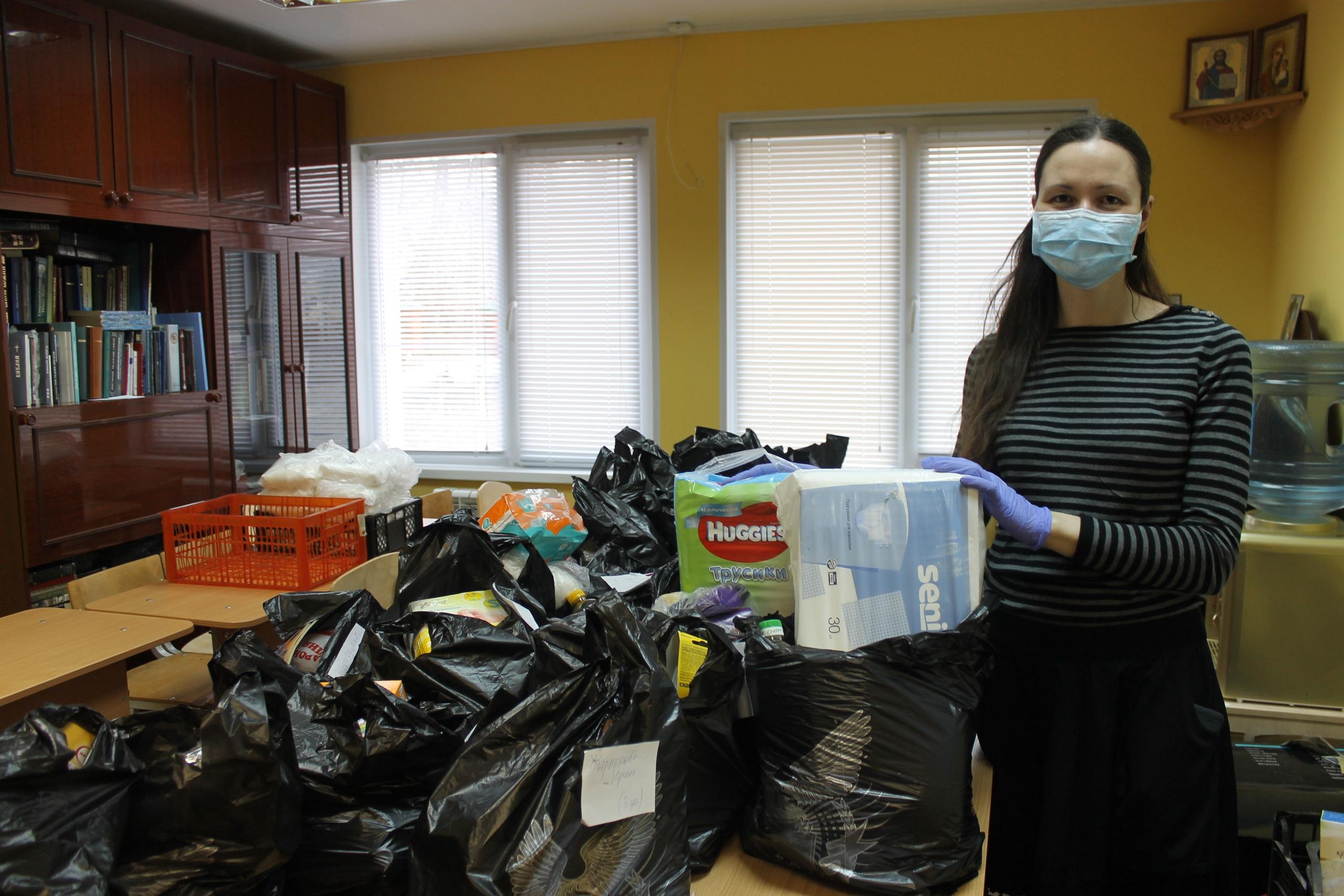 Социальный отдел Нижнетагильской епархии собирает помощь для нуждающихся