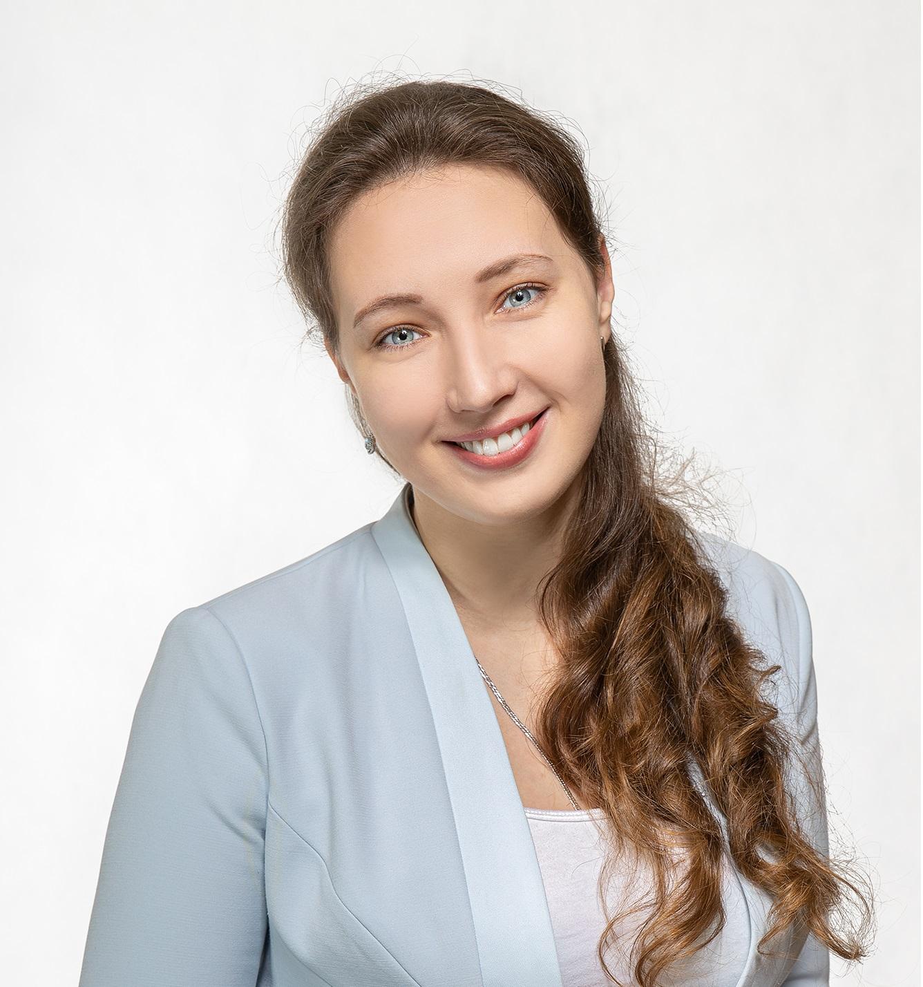Руководитель направления профилактики абортов Синодального отдела по благотворительности Мария Студеникина