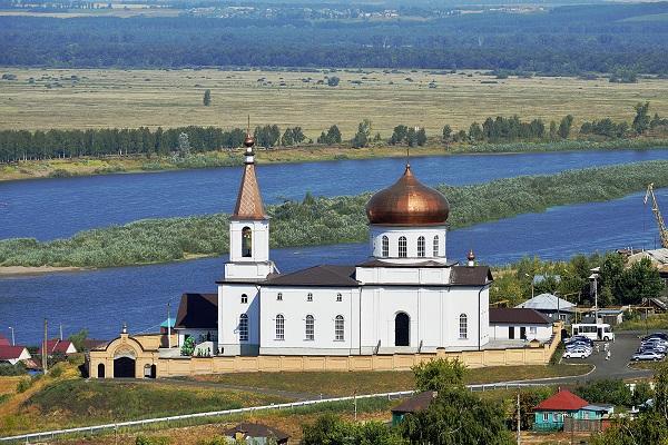 Храм Архангела Михаила г.Бирска
