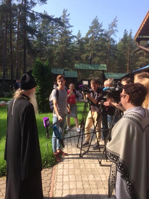 Пресс-тур в церковные центры реабилитации зависимых в Ленинградской области. 2018 год