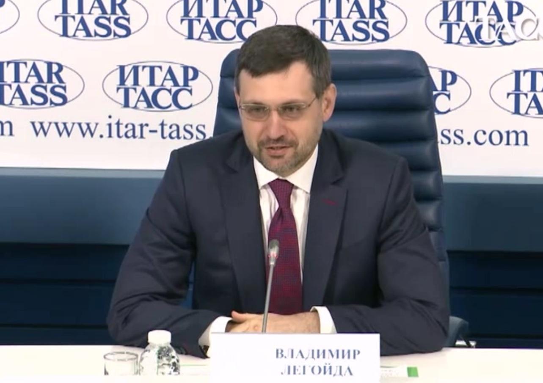 Председатель Синодального отдела по взаимоотношениям Церкви с обществом и СМИ Владимир Легойда