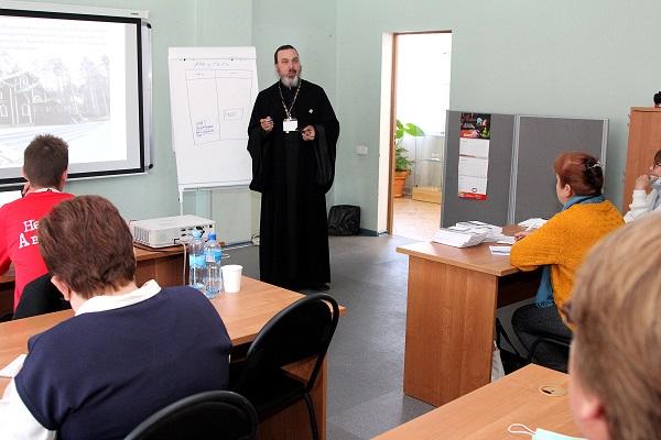 Иерей Алексей Лебедев, координатор по работе с алкоголезависимыми Каменской епархии