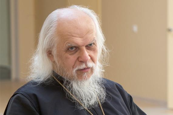Председатель Синодального отдела по благотворительности епископ Орехово-Зуевский Пантелеимон. Фото: Павел Смертин