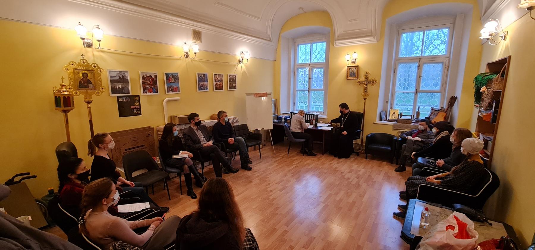 Пятый выпуск православной школы приемных родителей «Умиление» в Санкт-Петербурге