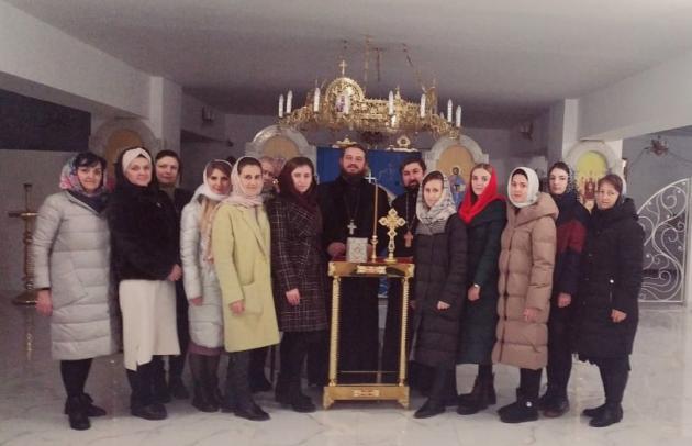 Сестричество милосердия при храме Почаевской иконы Божией Матери Ужгорода