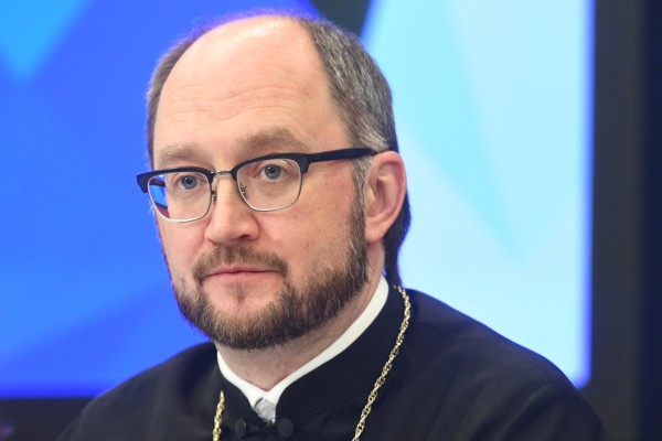 Председатель правления фонда «Круг добра» протоиерей Александр Ткаченко