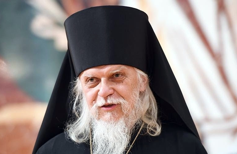 Председатель Синодального отдела по благотворительности, заместитель председателя Попечительского совета Больницы святителя Алексия епископ Орехово-Зуевский Пантелеимон