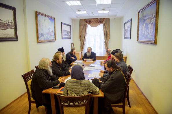 Совещание Координационного совета милосердия Казанской епархии