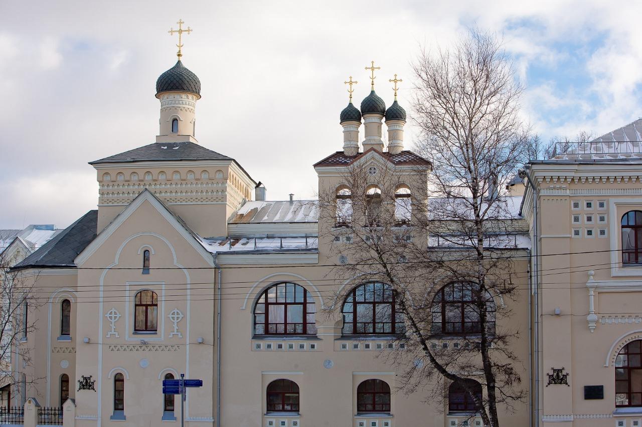 Больница Святителя Алексия. Фото: Елена Добрякова