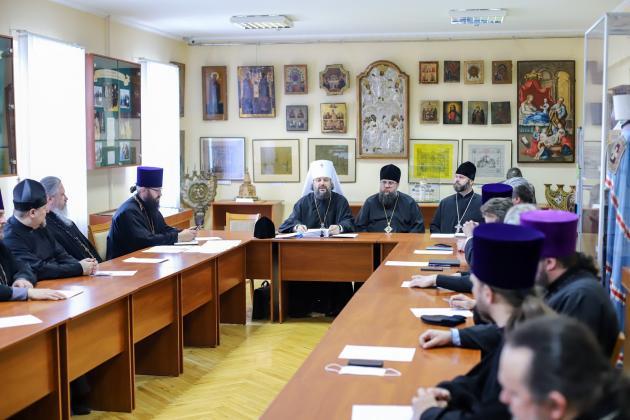 В Украинской Православной Церкви создадут комиссию по душепастырству в сфере здравоохранения