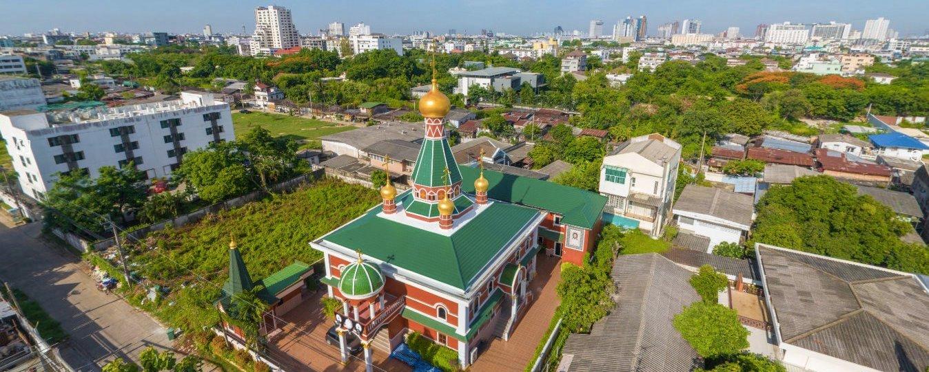 В Бангкоке местным жителям помогут продуктами прихожане Никольского храма