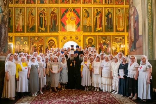 VII Съезд сестер милосердия Татарстанской митрополии