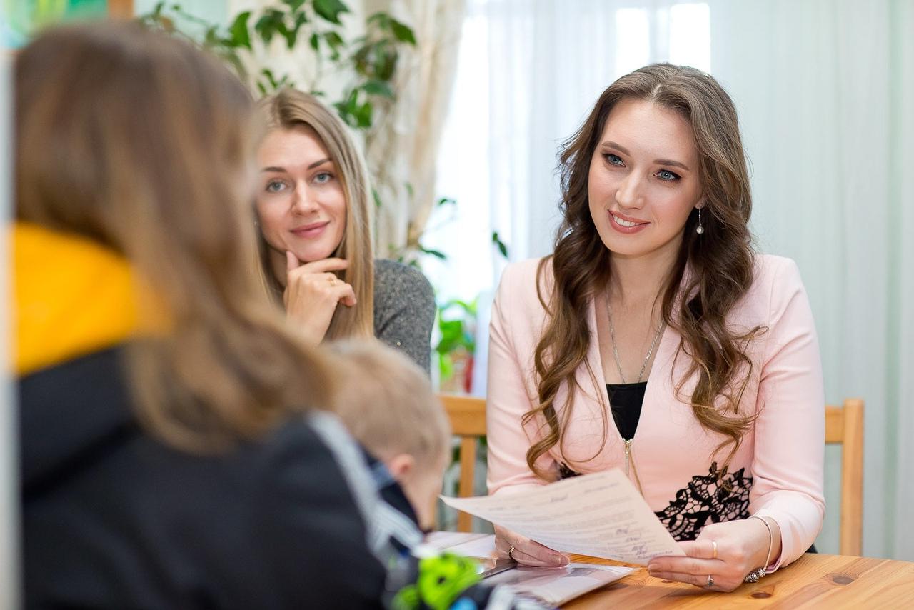 Руководитель направления защиты материнства Синодального отдела по благотворительности Мария Студеникина