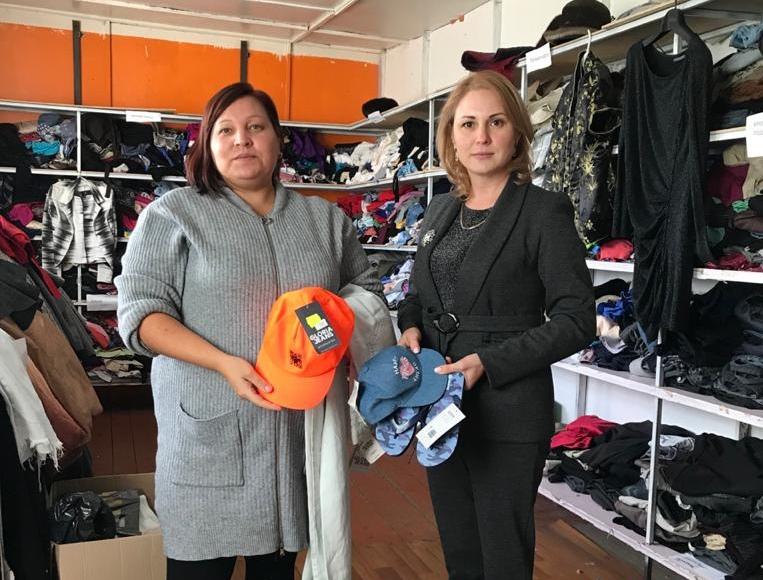 В новом центре гуманитарной помощи в селе Ембулатово Казанской епархии
