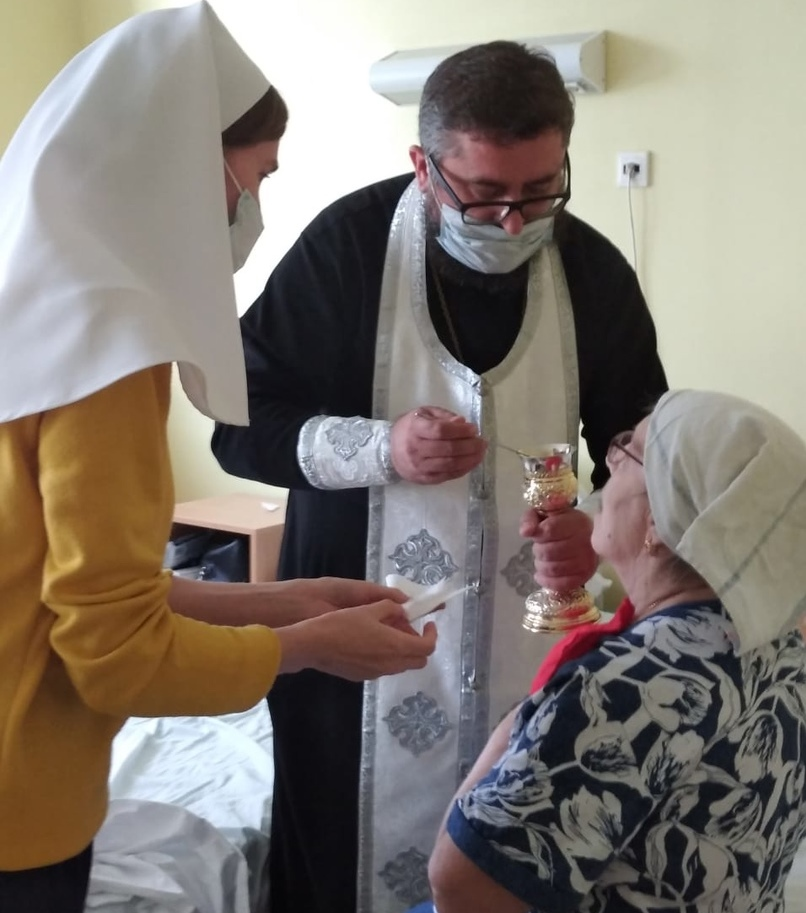 В 7-й городской клинической больнице Казани