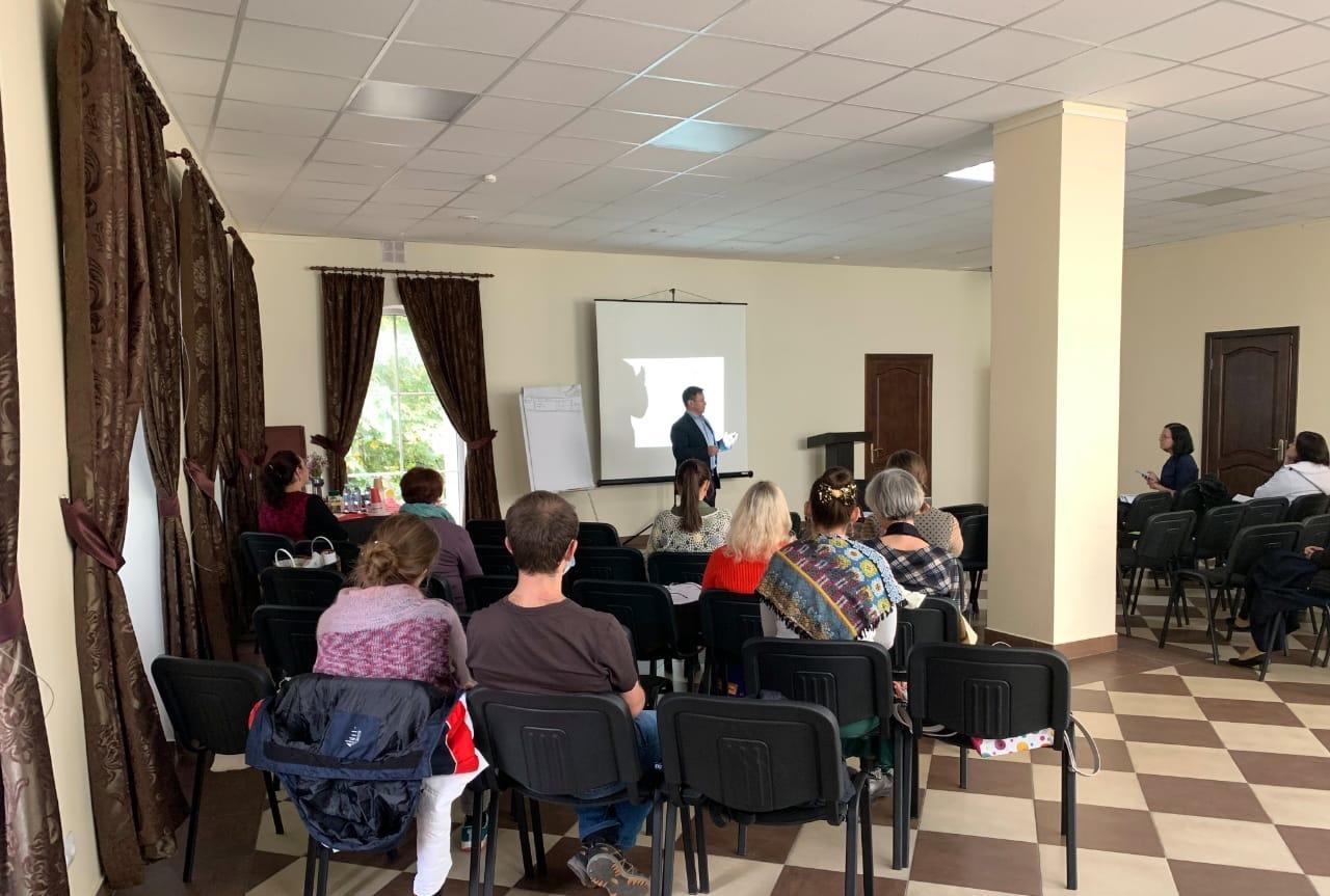 Практикум по социальному проектированию в Калининградской митрополии