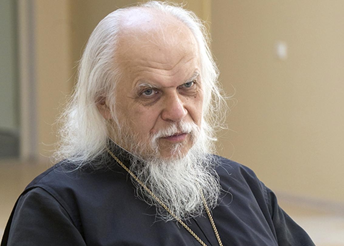 Председатель Синодального отдела по благотворительности епископ Верейский Пантелеимон