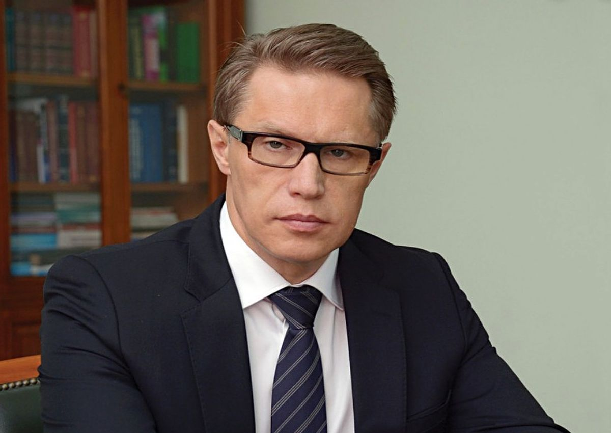 Министр здравоохранения России Михаил Мурашко