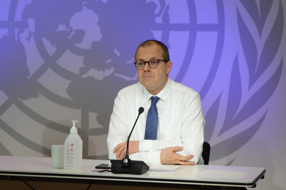 Директор Европейского регионального бюро ВОЗ Ханс Клюге
